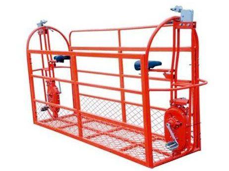 哈尔滨吊篮分享高空作业吊篮作业人员有哪些要求